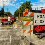 اصول ایمنی راه ها - آذین ترافیک -