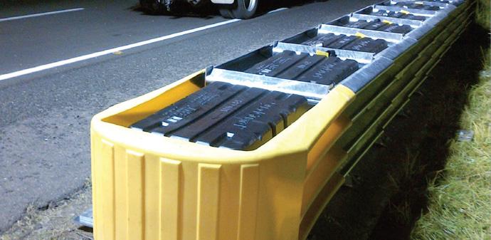 تجهیزات ایمنی -آذین ترافیک - کاشن تانک - راه - جاده-بشکه ایمنی 1