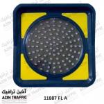 چراغ - چراغ هشدار 12 ولت - چراغ تابلو - تابلو LED _از راست و چپ برانید چشمک زن - چراغ پشت ماشین
