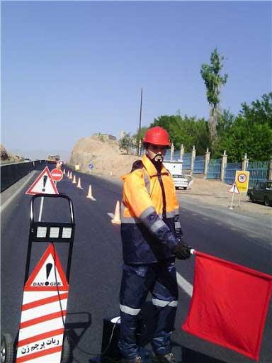 تجهیزات ترافیکی - تابلو ترافیکی