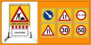 تابلو - تابلو های ترافیکی - تابلو های راهنمایی - تابلو