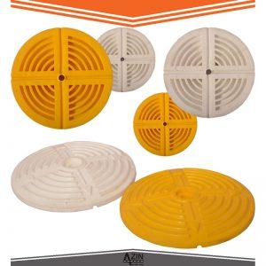 استات دایره ای 20 سانتی پلاستیکی