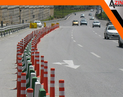 نصب تجهیزات ترافیکی شهری