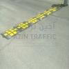 آذین ترافیک سرعت گیر - سرعتگیر - لاستیکی - با شبرنگ - مواد روبی - اندازه 50 در 40 در 4