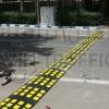 آذین ترافیک سرعت گیر - سرعتگیر - لاستیکی - با شبرنگ - مواد روبی - اندازه 50 در 60 در 5 سانتیمتر 9 کیلو -22
