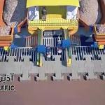 سرعت گیر - سرعتگیر تفاوت سرعتگیر 1- بشکه پلی اتیلن - نیوجرسی