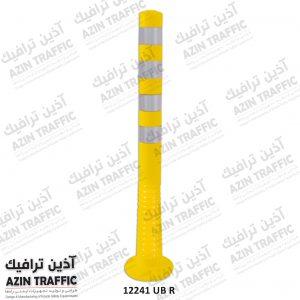 استوانه - استوانه ترافیکی - استوانه ایمنی - باطومی - اولوکس - فروش باطومی زرد