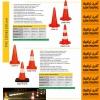 فروش مخروطی ترافیکی - مخروطی ایمنی 12332 - قیمت کله قندی