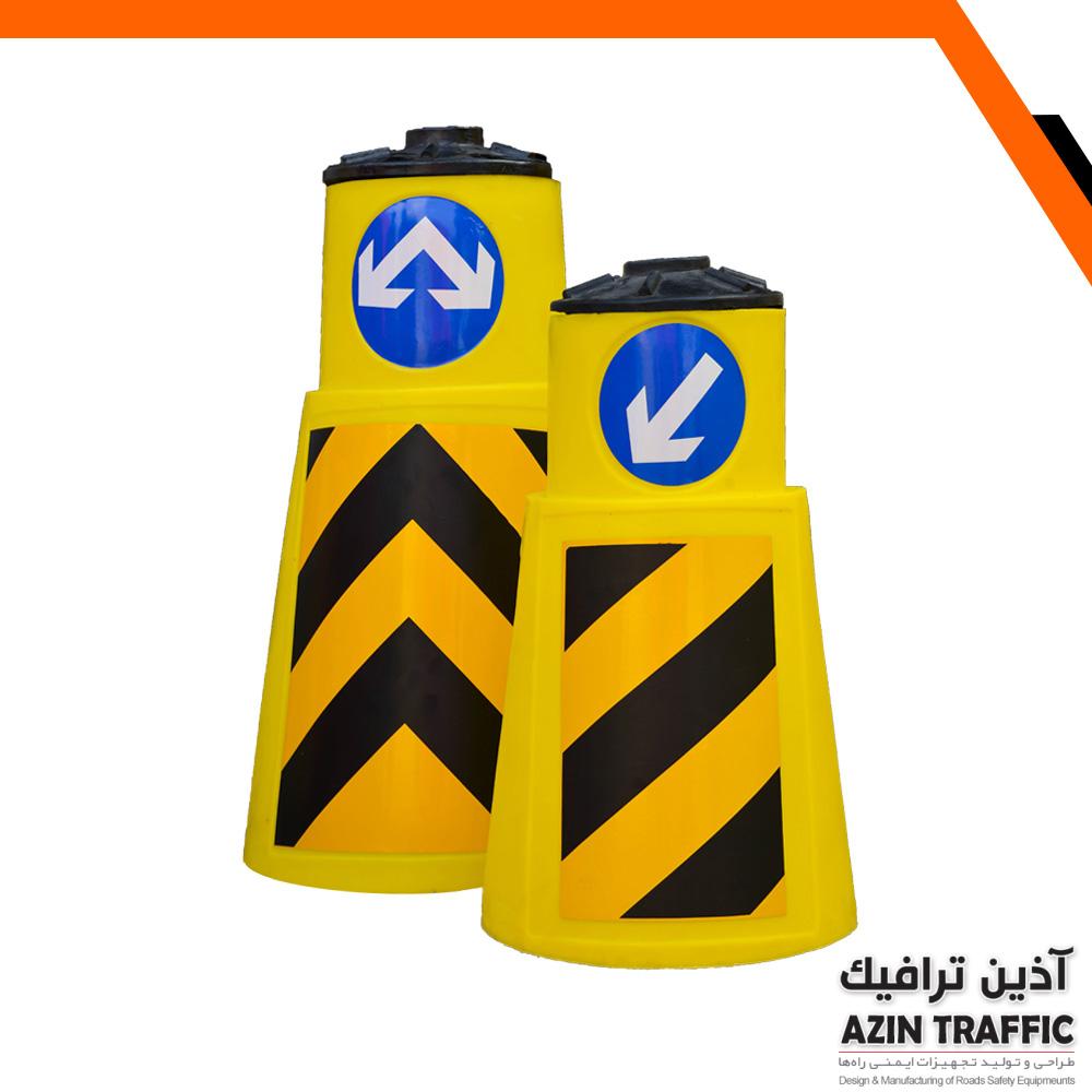 بشکه ترافیکی - بشکه ایمنی
