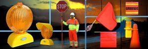 تجهیزات ایمنی جاده - موانع ترافیکی