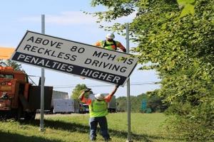 تولید علائم ترافیکی - قیمت تابلو ترافیکی