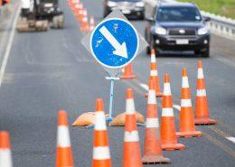 لوازم ترافیکی - تابلو ترافیکی - تجهیزات ترافیکی